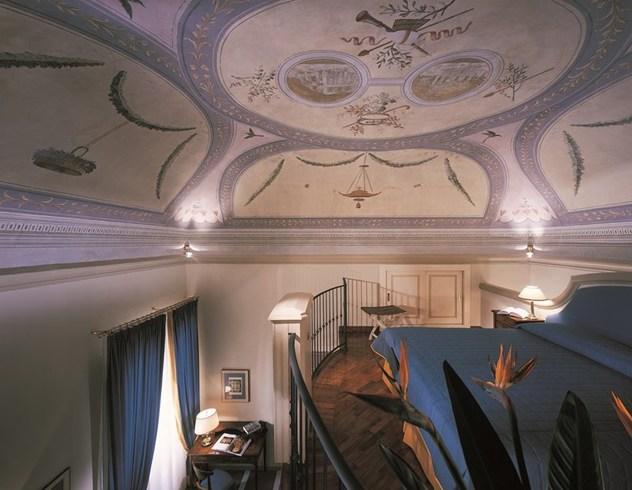 バーニ・ディ・ピサの客室