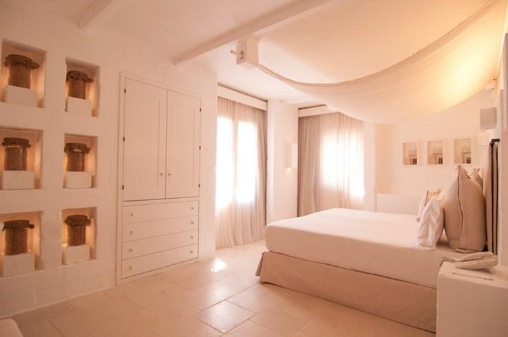 ボルゴ・イグナシアの客室