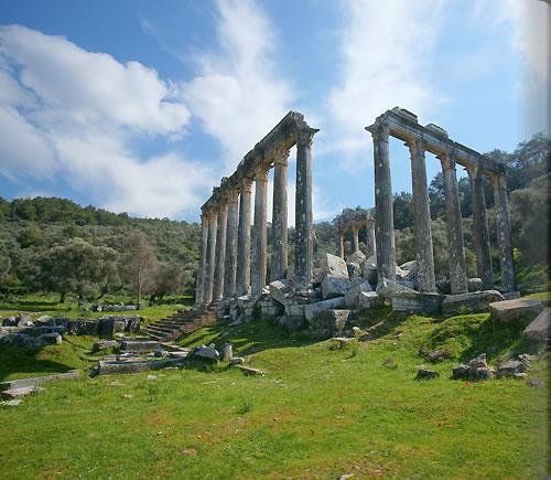 アマンルヤから訪れたエフェソス遺跡