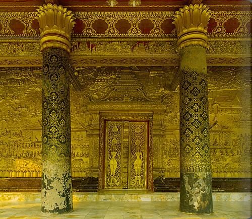 アマンタカ付近の寺院