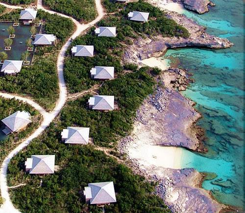 カリブ海に浮かぶ日本から最も遠い憧れのアマンリゾート「アマンヤラ」