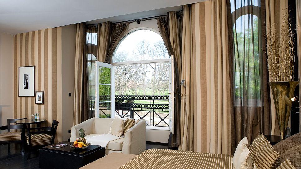 バリオーニ・ホテル・ロンドン Baglioni Hotel Londonの客室