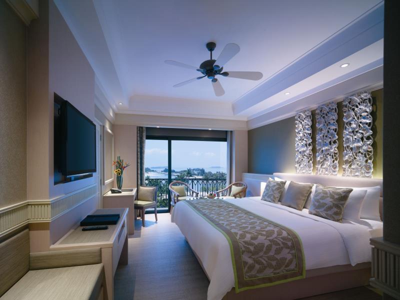 シャングリラ・ラサ・セントーサ・リゾート&スパの客室