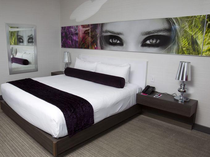 パームス・カジノ・リゾート The Palms Casino Resortの客室