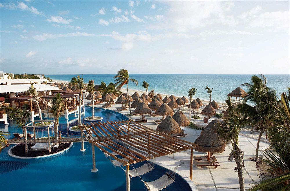 純白の砂浜に美しいカリブ海をオール・インクルーシブで堪能する「エクセレンス・プラヤ・ムヘレス」