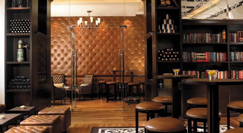 ホテル・ジェン・タングリン・シンガポールのラウンジ