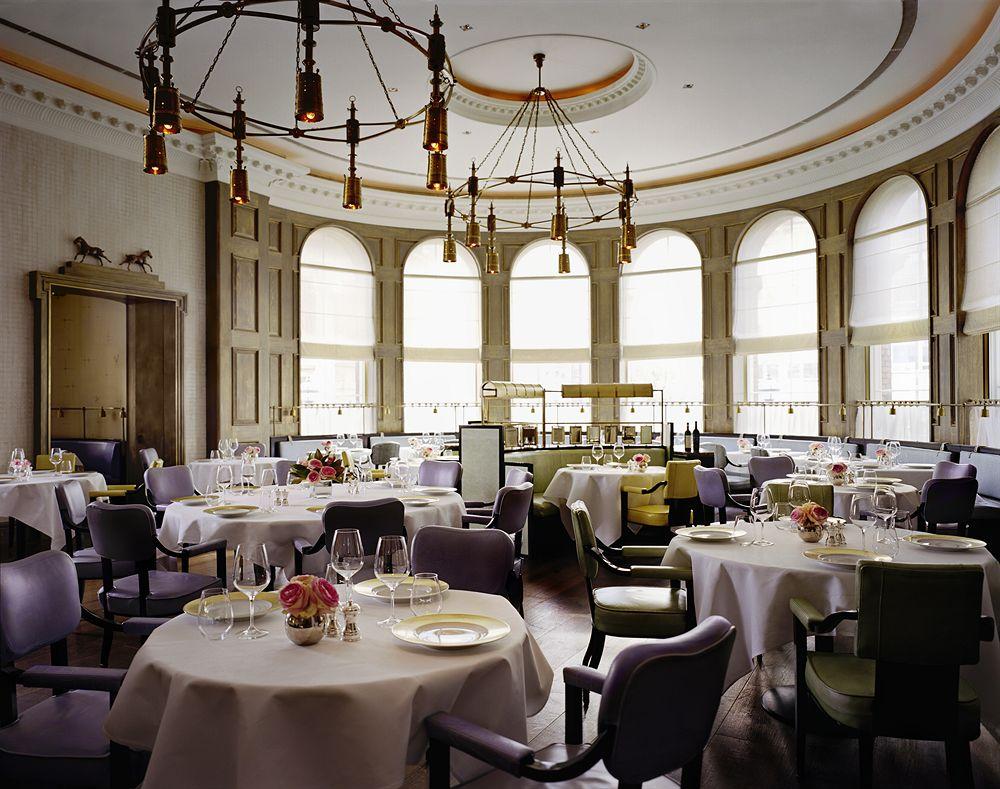 ザ・ランガム・ロンドン The Langham, Londonのレストラン