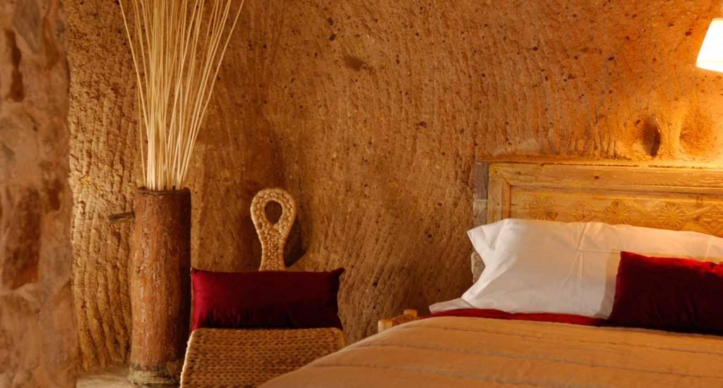 アルゴス・イン・カッパドキア Argos In Cappadociaの客室