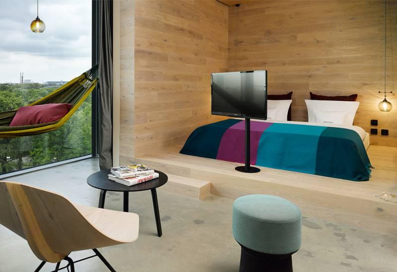 25アワーズ・ホテル・ビキニ・ベルリンの客室