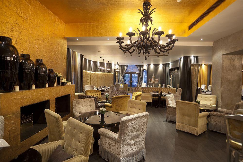 バリオーニ・ホテル・ロンドン Baglioni Hotel Londonのレストラン
