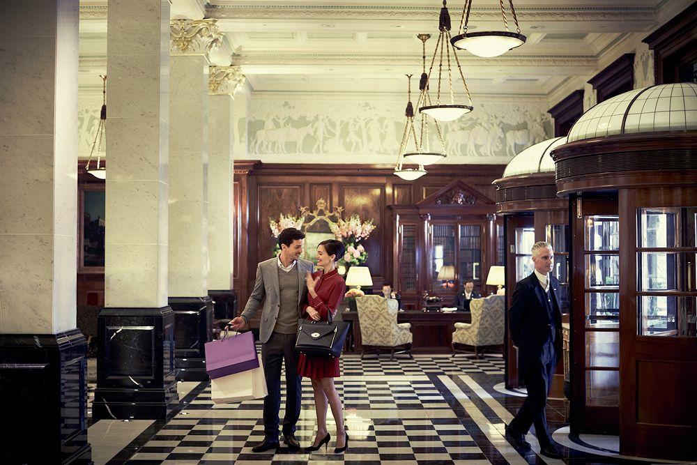 ザ・サヴォイ・フェアモント・マネージド・ホテル  The Savoy, A Fairmont Managed Hotelのロビー