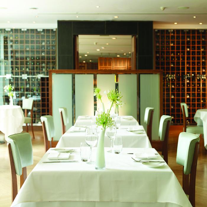 ザ・ローリー・ホテル The Lowry Hotelのレストラン