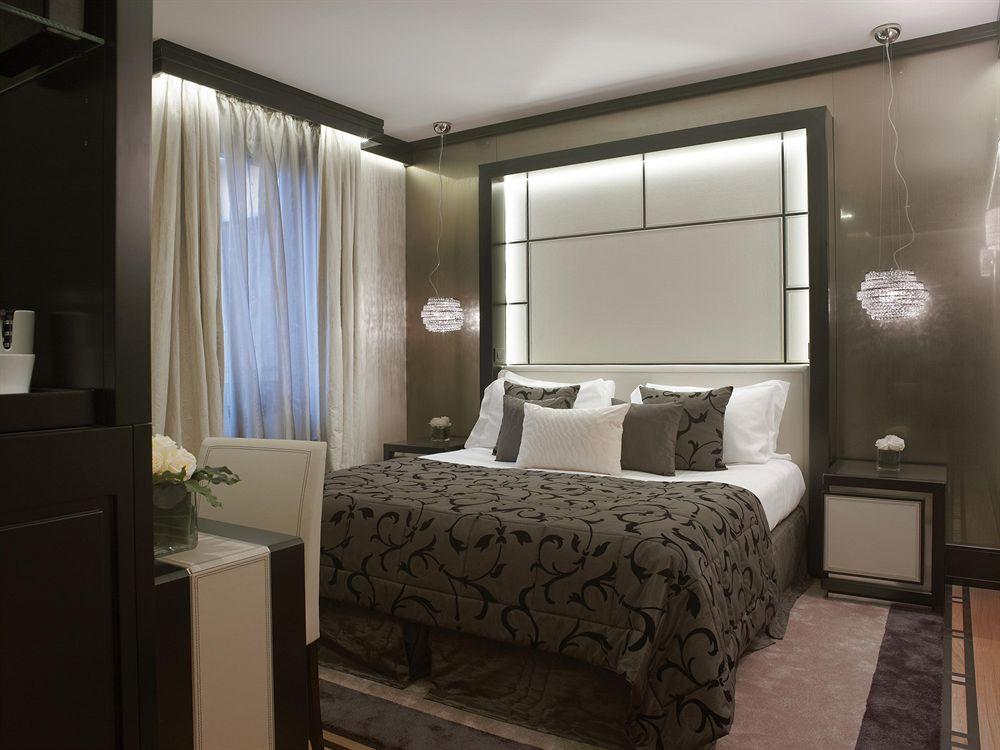 カールトンホテル・バリオリーニ・ミラノ スタンダード客室