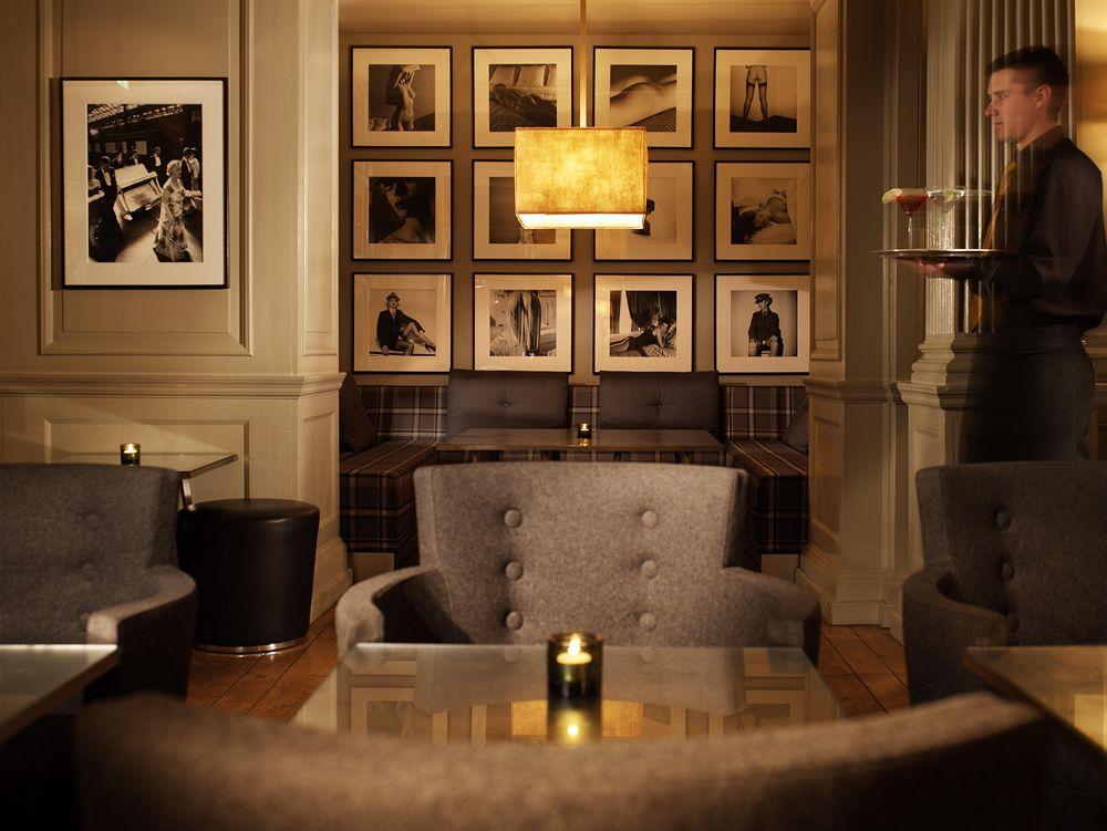 ロッコ・フォルテ・ブラウンズ・ホテル Rocco Forte Brown's Hotelのバー