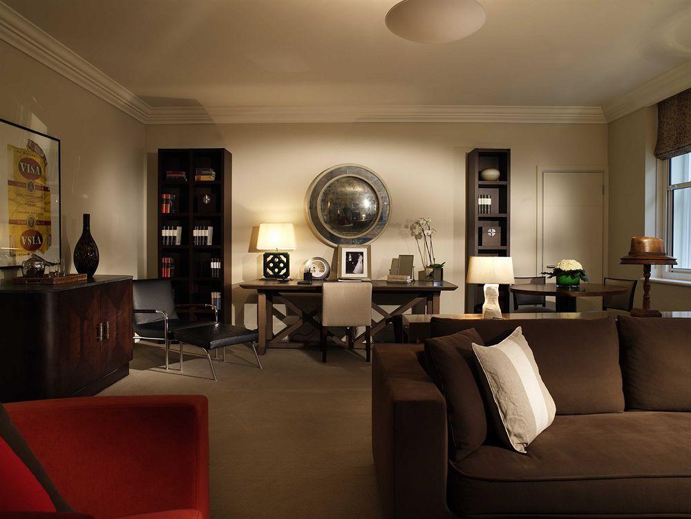 ロッコ・フォルテ・ブラウンズ・ホテル Rocco Forte Brown's Hotelの客室