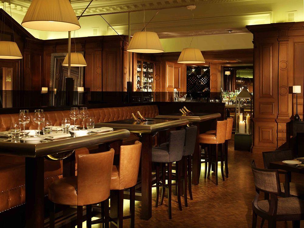 ザ・ランドマーク・ロンドン The Landmark Londonのレストランバー