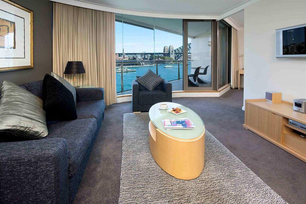 キー・グランド・スイーツ・シドニーの客室