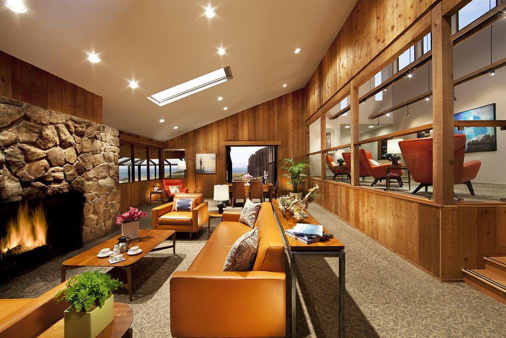 シー・ランチ・ロッジ Sea Ranch Lodgeのロビー