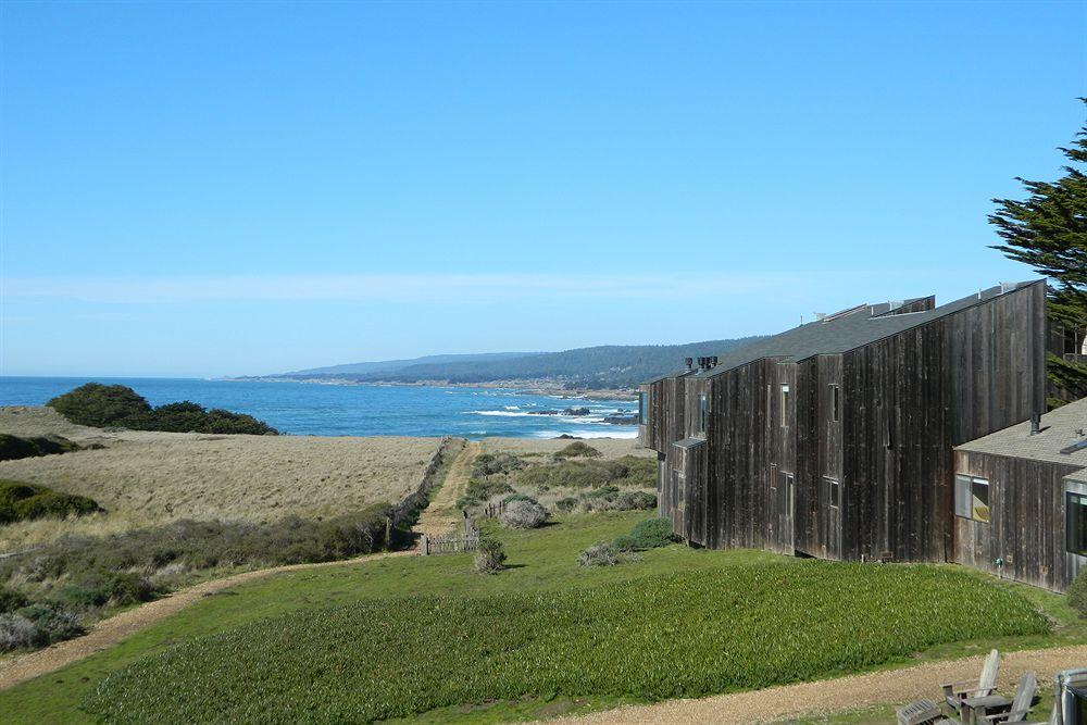 シー・ランチ・ロッジ Sea Ranch Lodgeの外観と周辺風景