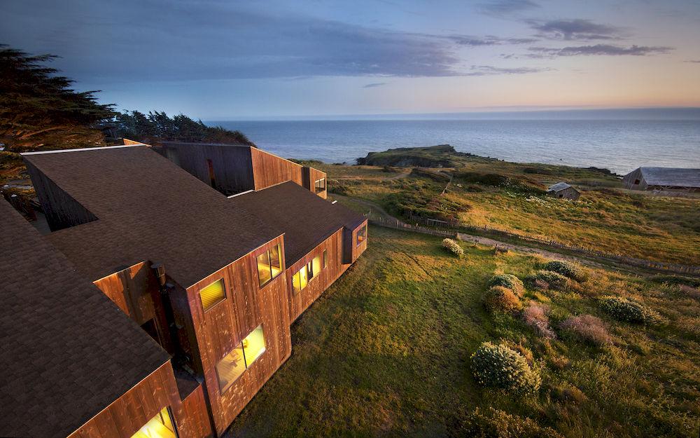 シー・ランチ・ロッジ Sea Ranch Lodgeの外観