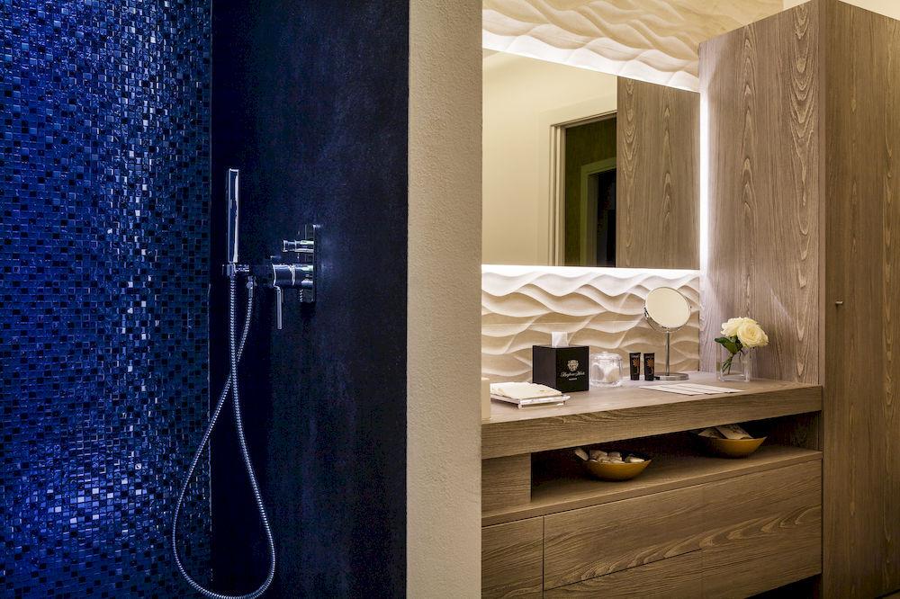 カールトンホテル・バリオリーニ・ミラノ バスルーム