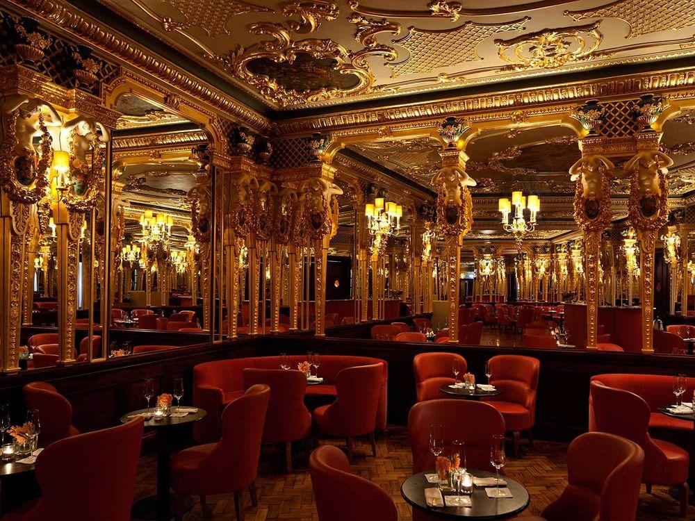 ホテル・カフェ・ロイヤル Hotel Cafe Royalのオスカー・ワイルド・バー