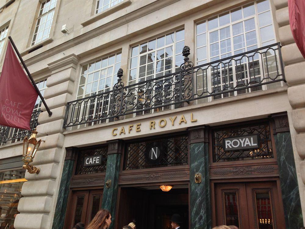 ホテル・カフェ・ロイヤル Hotel Cafe Royalの外観