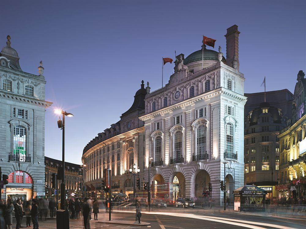ラグジュアリーホテルとして復活したロンドンの社交場「ホテル・カフェ・ロイヤル」