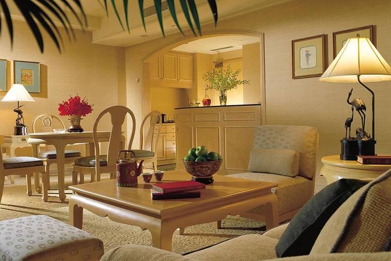 ホテル・ジェン・タングリン・シンガポール Hotel Jen Tanglin Singaporeの客室