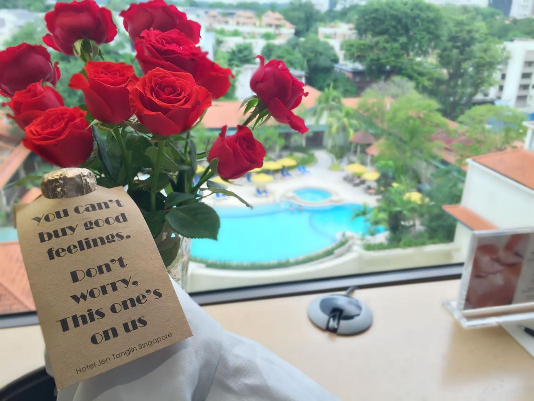 ホテル・ジェン・タングリン・シンガポールのスペシャルサービス