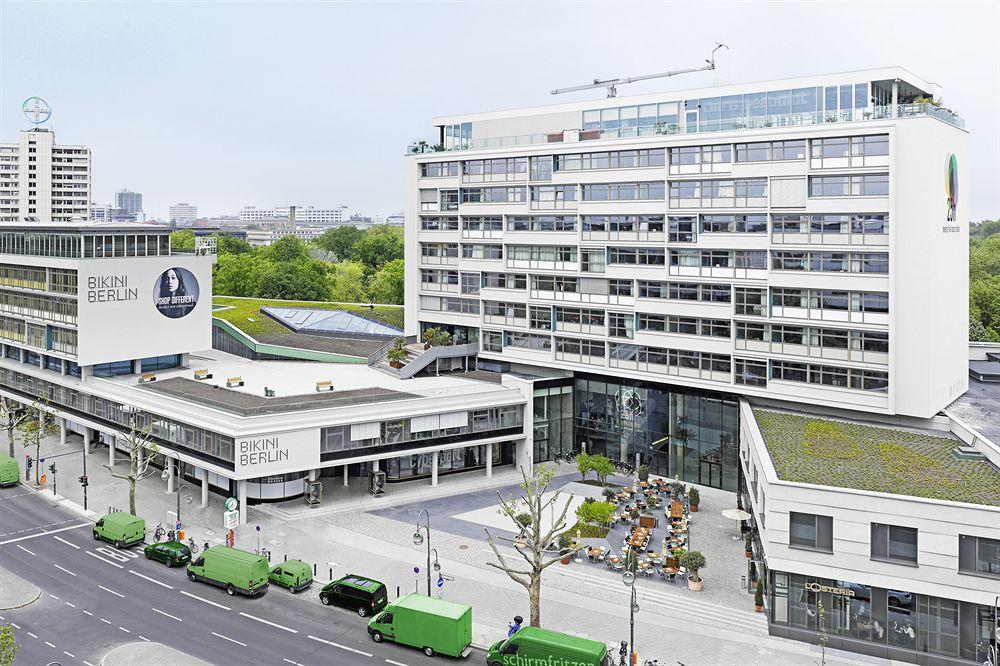 25アワーズ・ホテル・ビキニ・ベルリンの外観