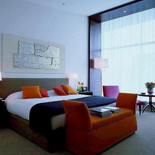 ザ・ローリー・ホテル The Lowry Hotelの客室