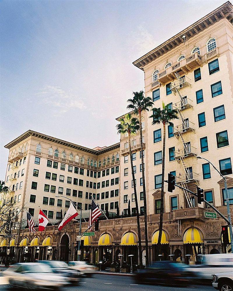 ビバリー・ウィルシャー・ビバリーヒルズ・ア・フォーシーズンズ・ホテル Beverly Wilshire - Beverly Hills, A Four Seasons Hotelの外観