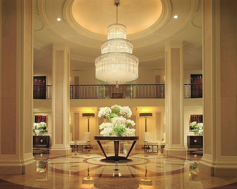 ビバリー・ウィルシャー・ビバリーヒルズ・ア・フォーシーズンズ・ホテル Beverly Wilshire - Beverly Hills, A Four Seasons Hotelのロビー