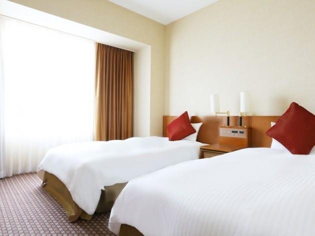 スターゲイトホテル関西エアポートの客室一例