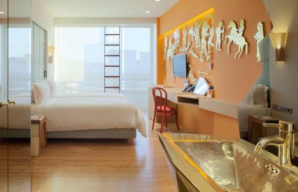 ニュー・ホテル New Hotelの客室