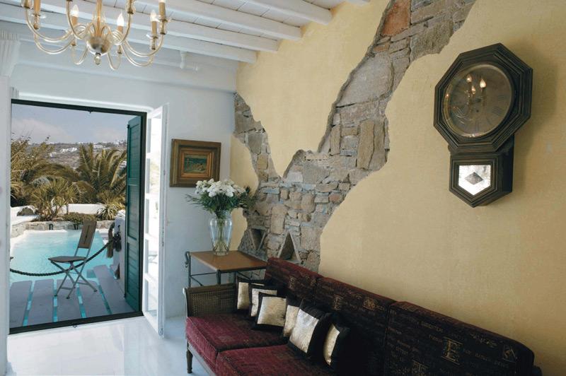 キヴォトス・ラグジュアリー・ブティック・ホテル Kivotos Luxury Boutique Hotelの客室