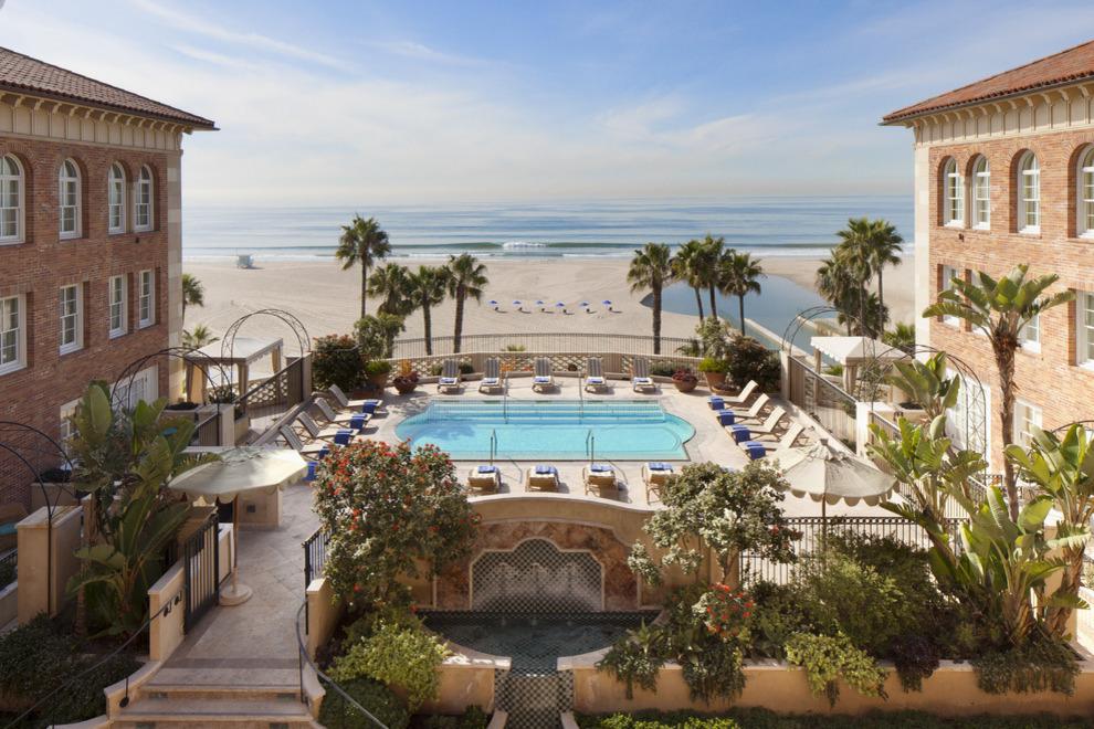 カサ・デル・マール Hotel Casa Del Marのプールとビーチ