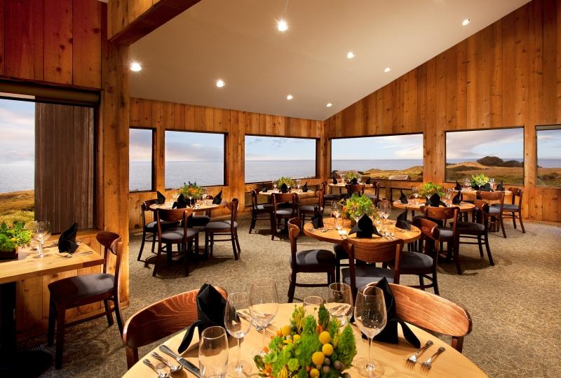 シー・ランチ・ロッジ Sea Ranch Lodgeのレストラン