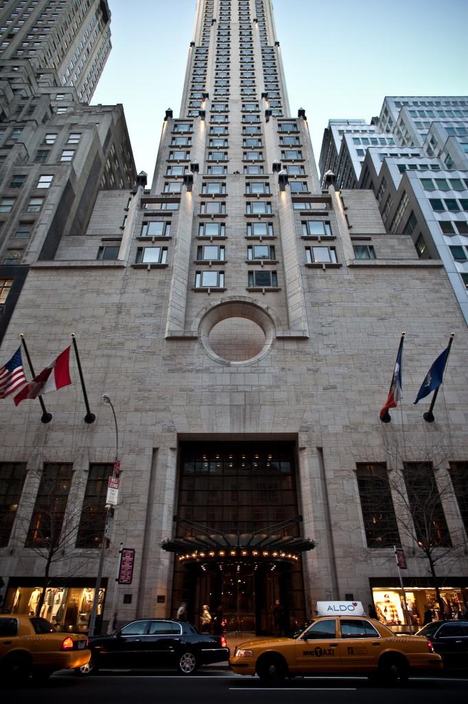 フォー・シーズンズ・ホテル・ニューヨーク Four Seasons Hotel New Yorkの外観