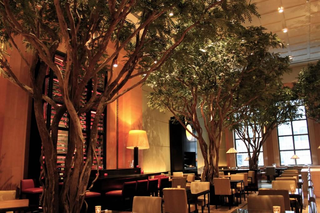 フォー・シーズンズ・ホテル・ニューヨーク Four Seasons Hotel New Yorkのレストラン