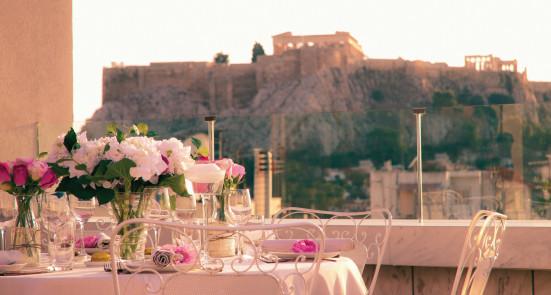 アテネのど真ん中でアートを感じられるホテル「ニュー・ホテル」
