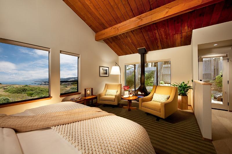 シー・ランチ・ロッジ Sea Ranch Lodgeの客室