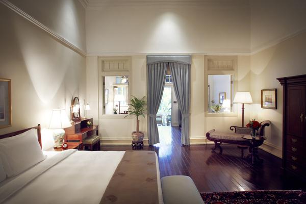 ラッフルズ・ホテル・シンガポール Raffles Hotel Singaporeの客室