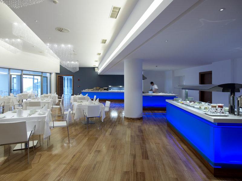 リンドス・ブルー Lindos Bluのレストラン