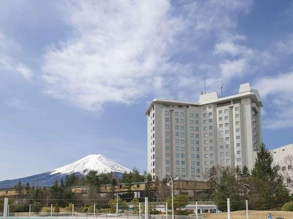 富士急オフィシャルホテル・ハイランドリゾート・ホテル&スパ