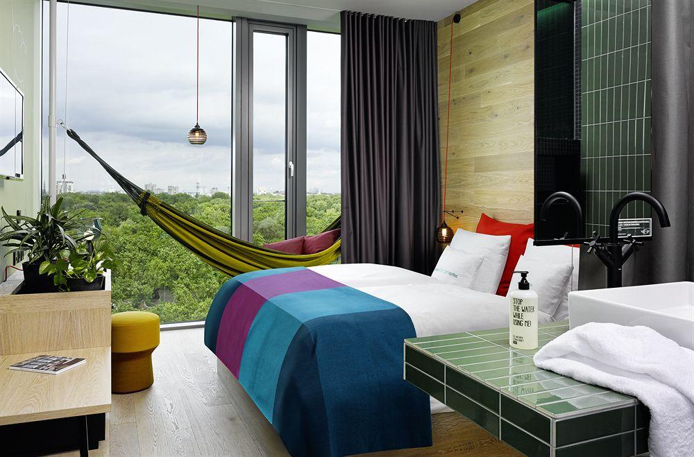 25アワーズ・ホテル・ビキニ・ベルリン スタンダード 客室