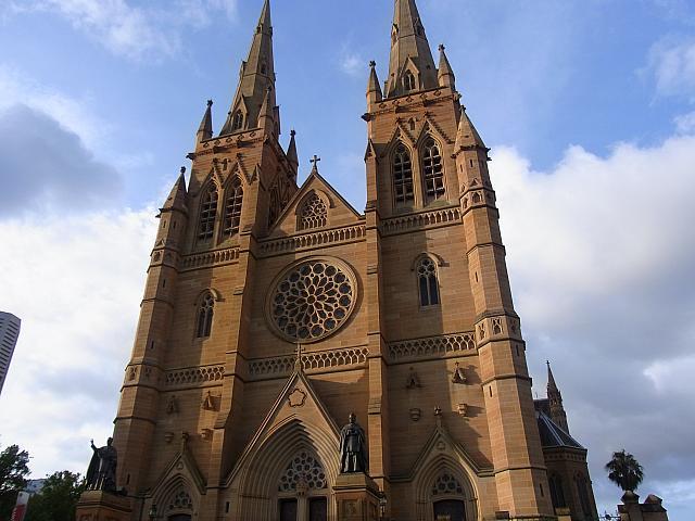 セントメアリー大聖堂