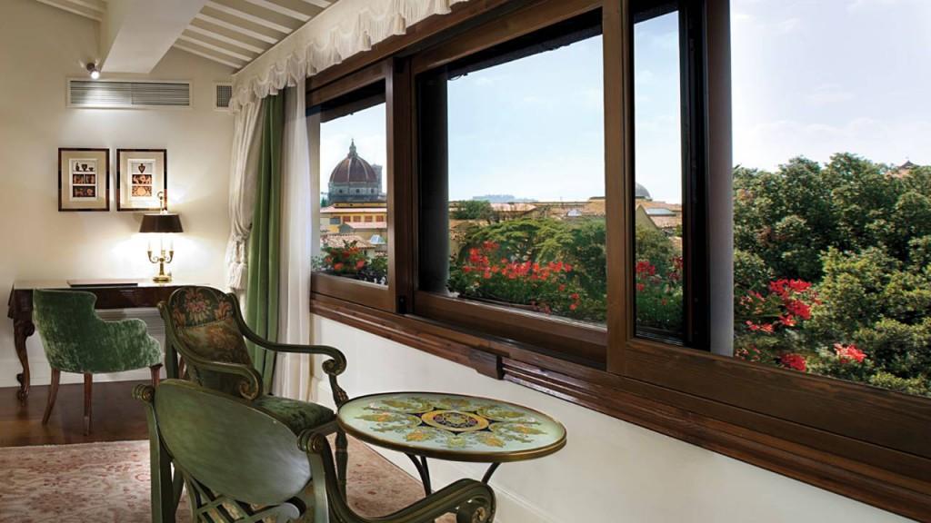フォー・シーズンズ・ホテル・フィレンツェ Four Seasons Hotel Firenzeの客室
