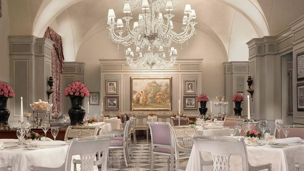 フォー・シーズンズ・ホテル・フィレンツェ Four Seasons Hotel Firenzeのレストラン